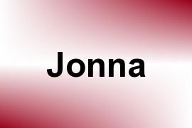 Jonna name image