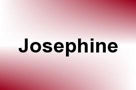 Josephine name image