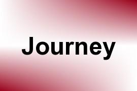 Journey name image