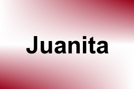 Juanita name image
