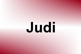 Judi name image