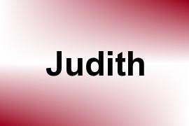 Judith name image