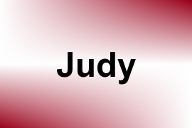 Judy name image