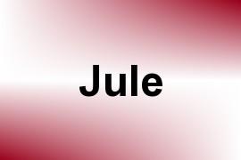 Jule name image