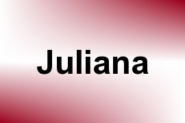 Juliana name image