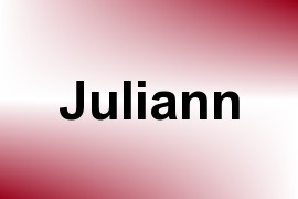 Juliann name image