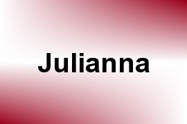 Julianna name image