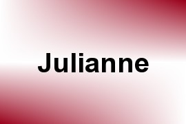 Julianne name image