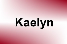 Kaelyn name image