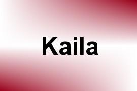 Kaila name image
