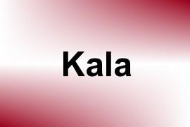 Kala name image