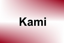 Kami name image