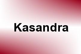 Kasandra name image