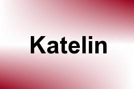 Katelin name image