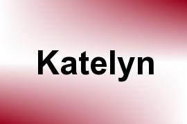 Katelyn name image