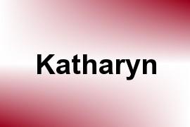Katharyn name image