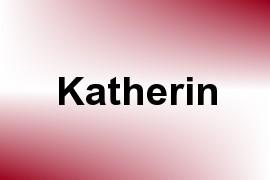 Katherin name image