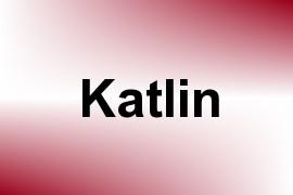 Katlin name image