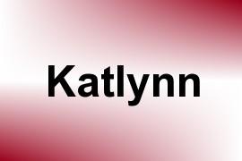 Katlynn name image