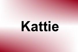 Kattie name image
