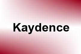Kaydence name image