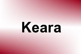 Keara name image