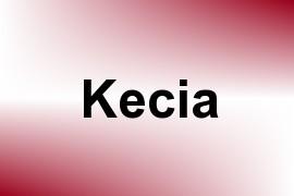 Kecia name image