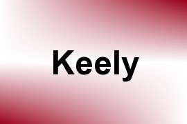 Keely name image