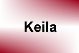Keila name image