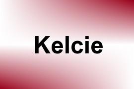 Kelcie name image