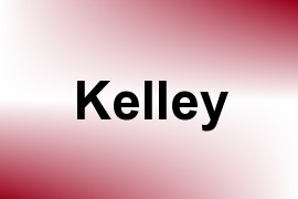 Kelley name image