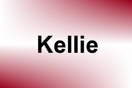 Kellie name image