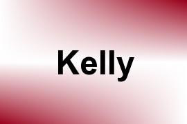 Kelly name image