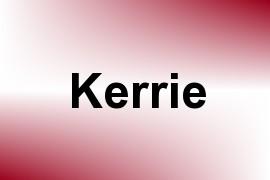 Kerrie name image