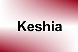Keshia name image