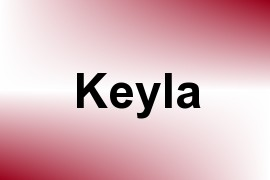 Keyla name image