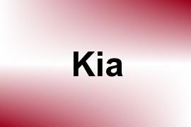 Kia name image