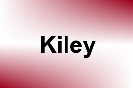 Kiley name image
