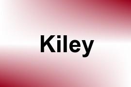 Kiley name image