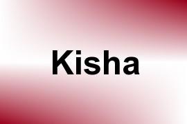 Kisha name image