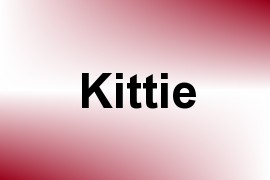 Kittie name image