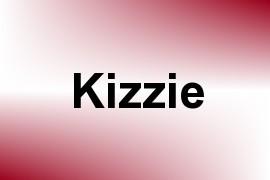 Kizzie name image