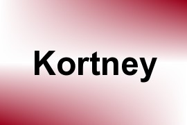 Kortney name image