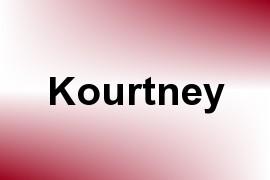 Kourtney name image