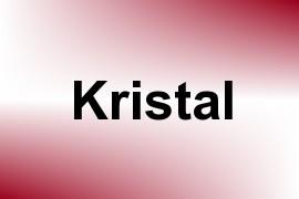 Kristal name image