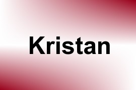 Kristan name image