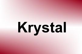 Krystal name image