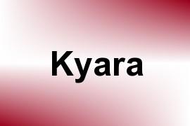 Kyara name image