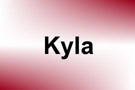 Kyla name image