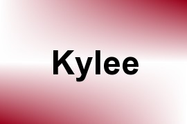 Kylee name image